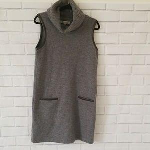 LOFT Turtleneck Dress Size 8
